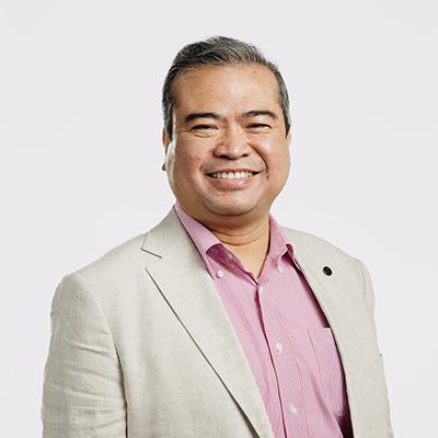 Dr Edgardo Salamat